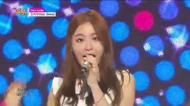 hey jude (150425 music core) - shin zisu, sleeq
