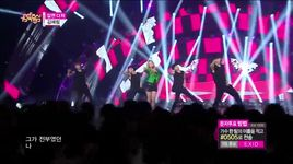 love game (150502 music core) - lim kim