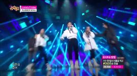 lonely friday (150502 music core) - rubber soul