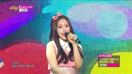 shake me up (150502 music core) - so yumi
