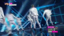 out (150509 music core) - mr.mr