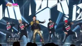 just tell me (150516 music core) - myname