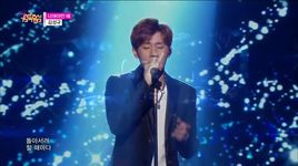 the answer (150523 music core) - sung gyu (infinite)