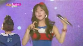 shake me up (150523 music core) - so yumi