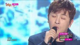 snow of april (150321 music core) - huh gak