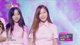 hi (150321 music core) - lovelyz