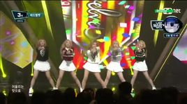 ice cream cake (150409 m countdown) - red velvet