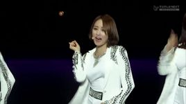 bye bye happy days (130721 sgc super live) - kara