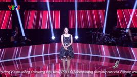 it's not goodbye - nguyen thi thu phuong (giong hat viet 2015 - vong giau mat - tap 5) - v.a