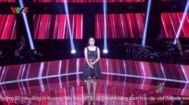 it's not goodbye - nguyen thi thu phuong (giong hat viet 2015 - vong giau mat - tap 5) - v.a