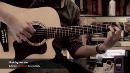 nhat ky cua me (guitar solo) - haketu