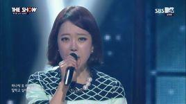 garosugil at dawn (150331 the show) - baek ji young, song yoo bin