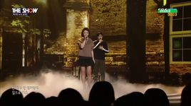 garosugil at dawn (150407 the show) - baek ji young, song yoo bin