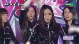 fm (150421 the show) - crayon pop