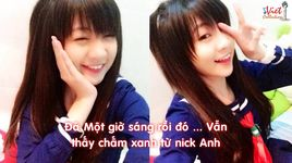 dung thuc khuya nua cover (lyrics) - nhu hexi