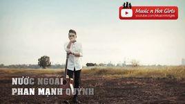 nuoc ngoai (handmade clip) - phan manh quynh