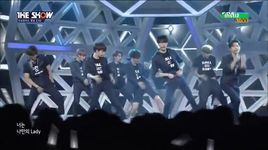 call me baby (150428 the show) - exo