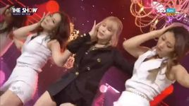 into you (150512 the show) - hyo sung (secret)