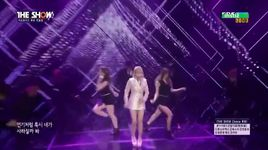 into you (150602  the show) - hyo sung (secret)