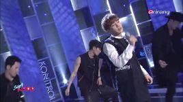 kontrol (150522 simply kpop) - sung gyu (infinite)