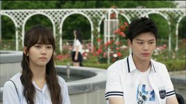 love song (who are you - school 2015 ost) - sung jae (btob), park hye soo