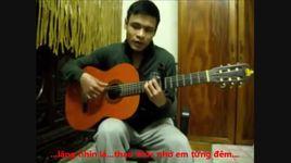 pho xa (guitar cover) - the manh