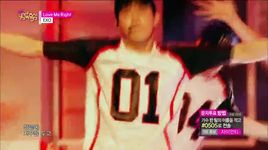 love me right (150606 music core) - exo