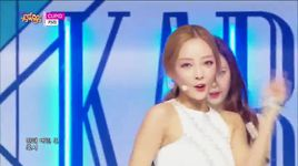 cupid (150606 music core) - kara