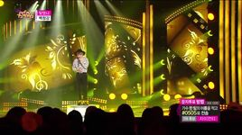 forgot (150606 music core) - baek chung kang