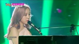 shouldn't have (150613 music core) - baek ah yeon, young k