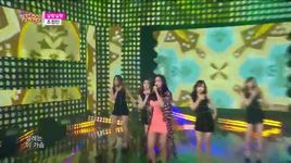 sway (150613 music core) - jo jung min
