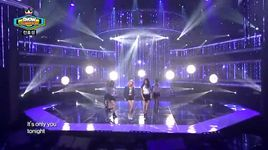 into you (150513 show champion) - hyo sung (secret)