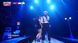 mirror (150603 show champion) - mblaq