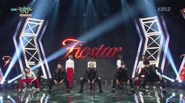 you're pitiful (150417 music bank) - fiestar