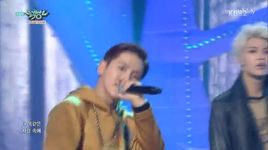 watch out (150424 music bank) - hotshot