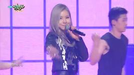love game (150501 music bank) - lim kim