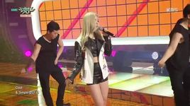 love game (150508 music bank) - lim kim