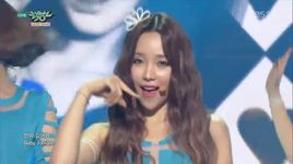 joker (150522 music bank) - dal shabet