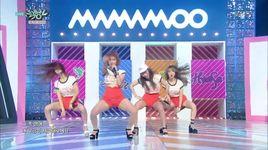 um oh ah yeh (150619 music bank) - mamamoo