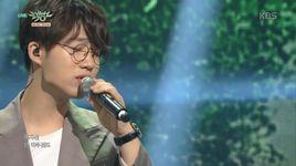 with you (150619 music bank) - hong dae kwang