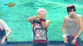 view (150626 music bank) - shinee