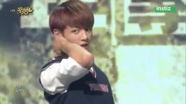 i need u (150626 music bank) - bts (bangtan boys)