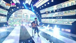 with you (150620 music core) - hong dae kwang
