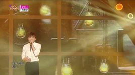 forgot (150620 music core) - baek chung kang