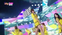 heart attack (150627 music core) - aoa