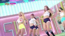 shake it (150627 music core) - sistar