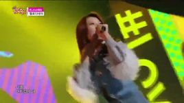 loveme (150627 music core) - melody day