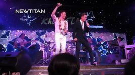 ai dua em ve (karaoke) - dam vinh hung