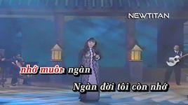 ai nho chang ai (karaoke) - huong lan