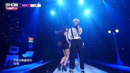 mirror (150610 show champion) - mblaq